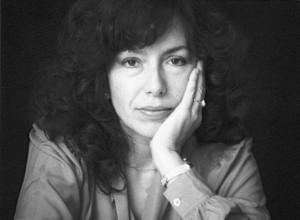 Teresa Garbí en 1986. Fotografía de Emilio Ruiz