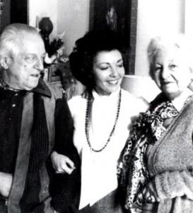 Alberti, Aitana y Maria Teresa